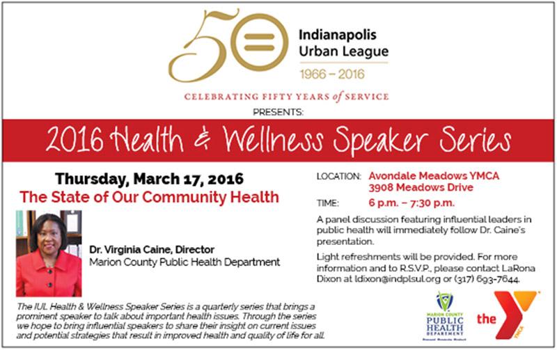 Health & Wellness Speaker Series