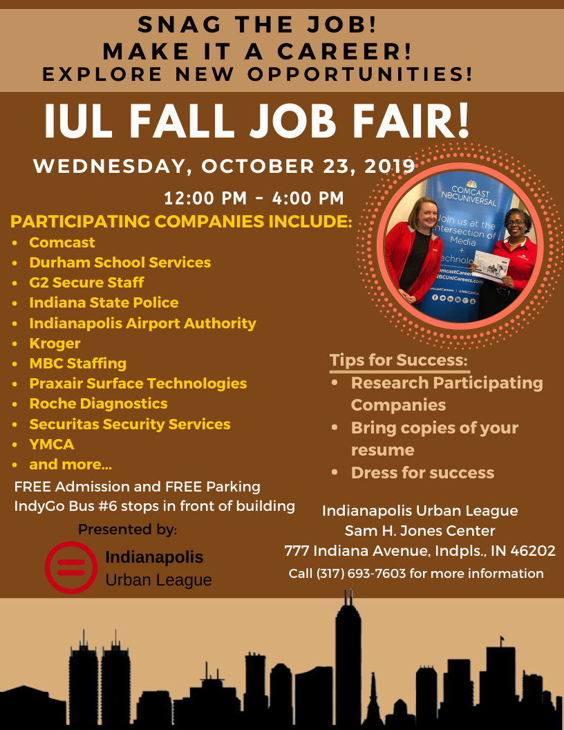 Fall Job Fair October 2019 (1)