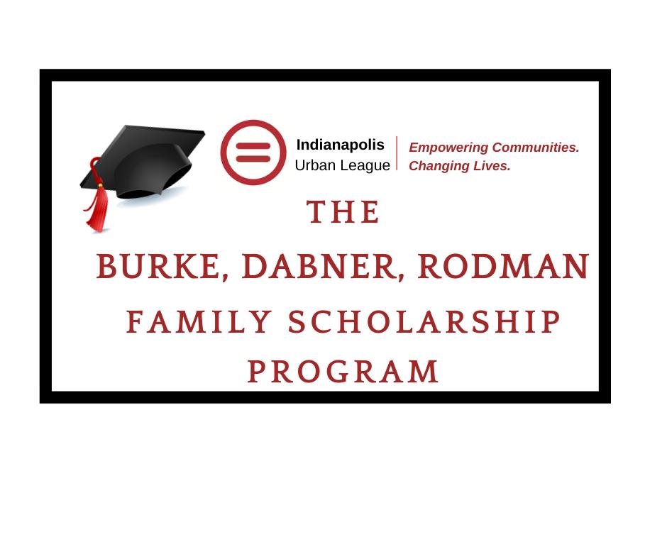 Burke,dabner, Rodman Family Scholarship 2019