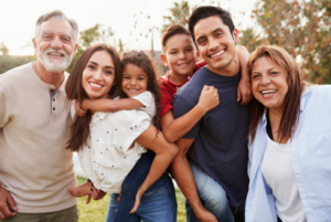Families Hispanic