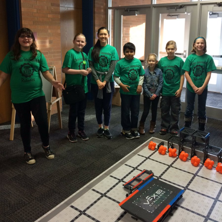Creston Stem Robotics