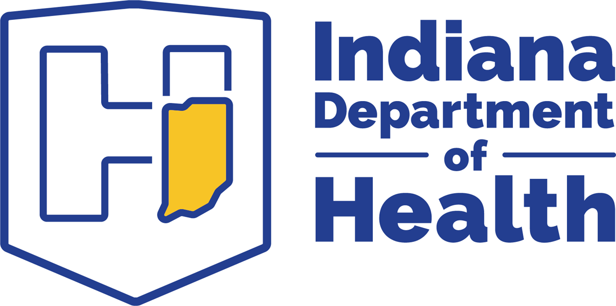 Indiana Dept Of Health Logo 2.1.21