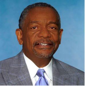 Dr. James Johnson Head Shot