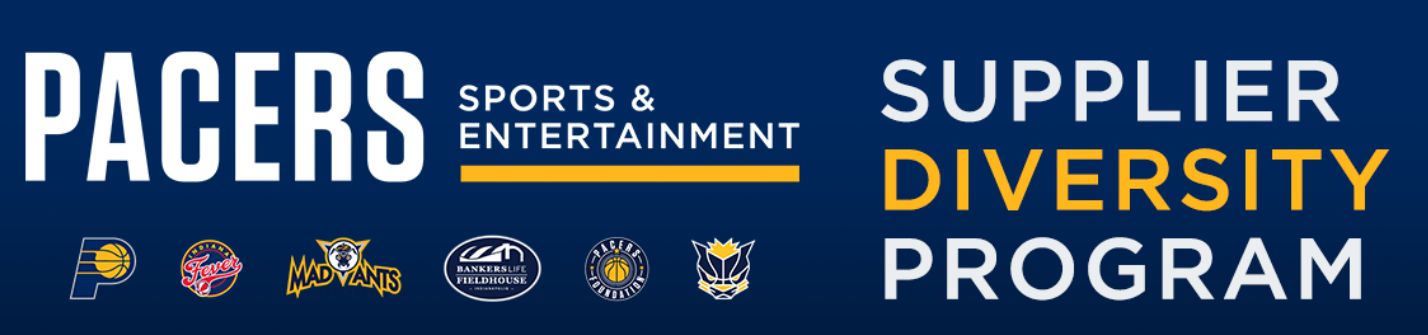 Pacers Sports And Entertainment Supplier Diversity Program Image 8.30.21